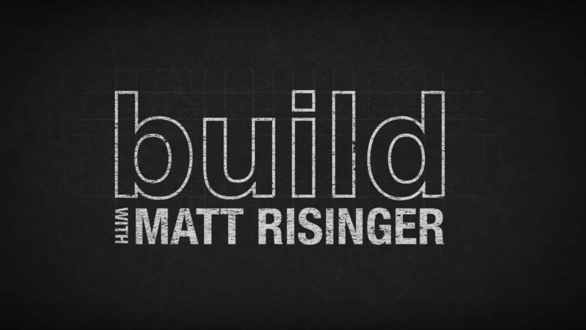 Pacific AeroBarrier Build with Matt Risinger