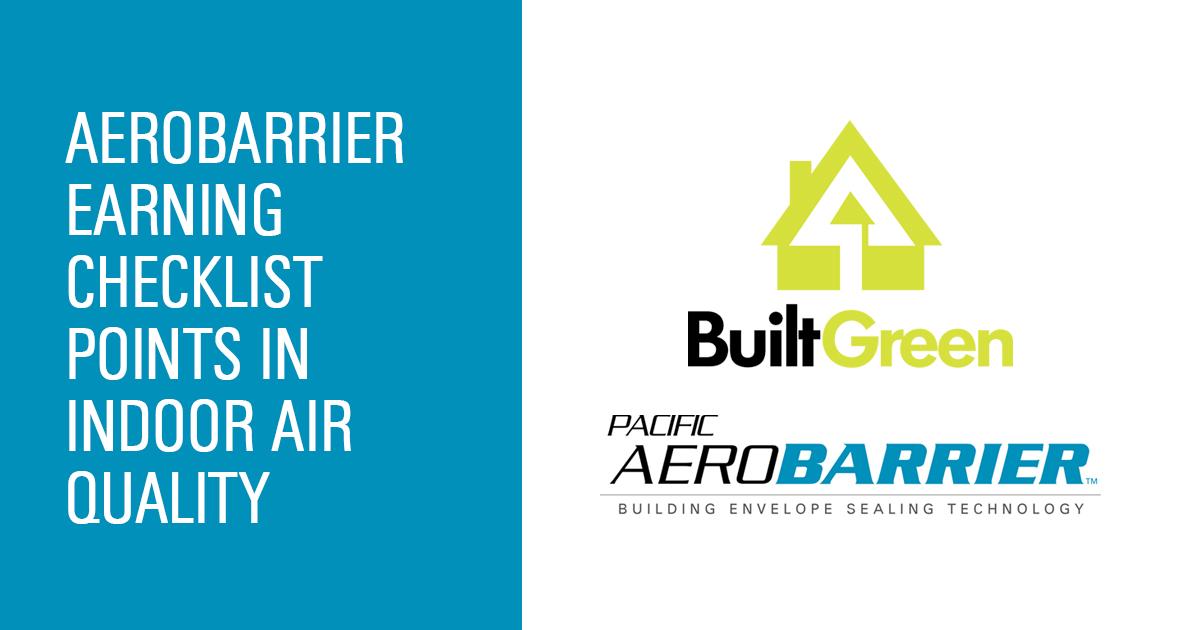 Built Green AeroBarrier