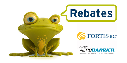 FortisBC rebate pacific aerobarrier